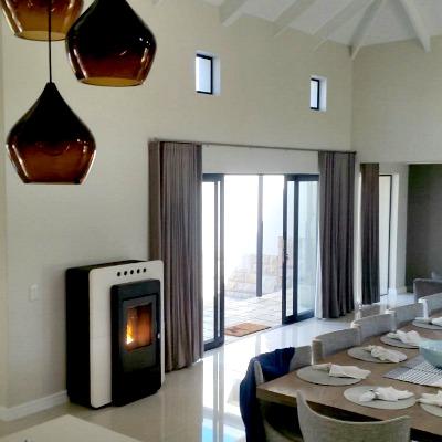piazzetta p937 wood pellet fireplace