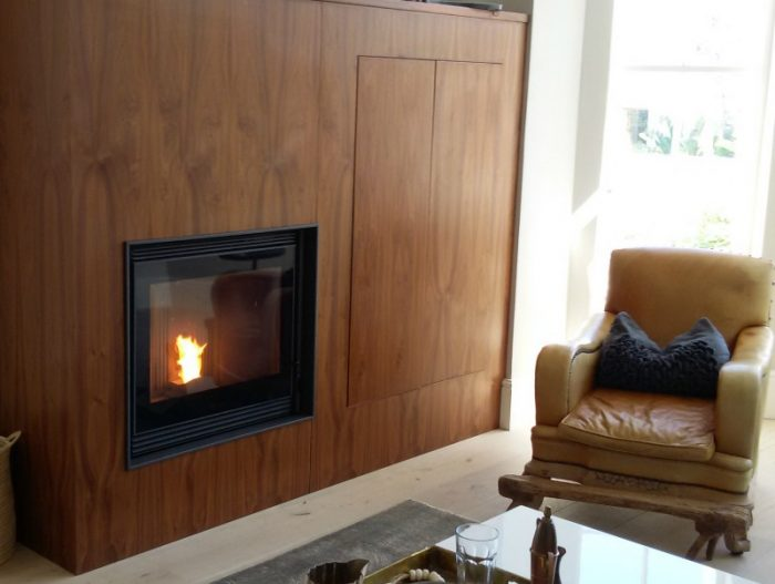 Wood Pellet Fireplace Cape Town