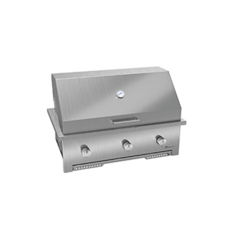 gas-bbq-table-top-braai-stainless-steel-hood-closed-and-rotisserie